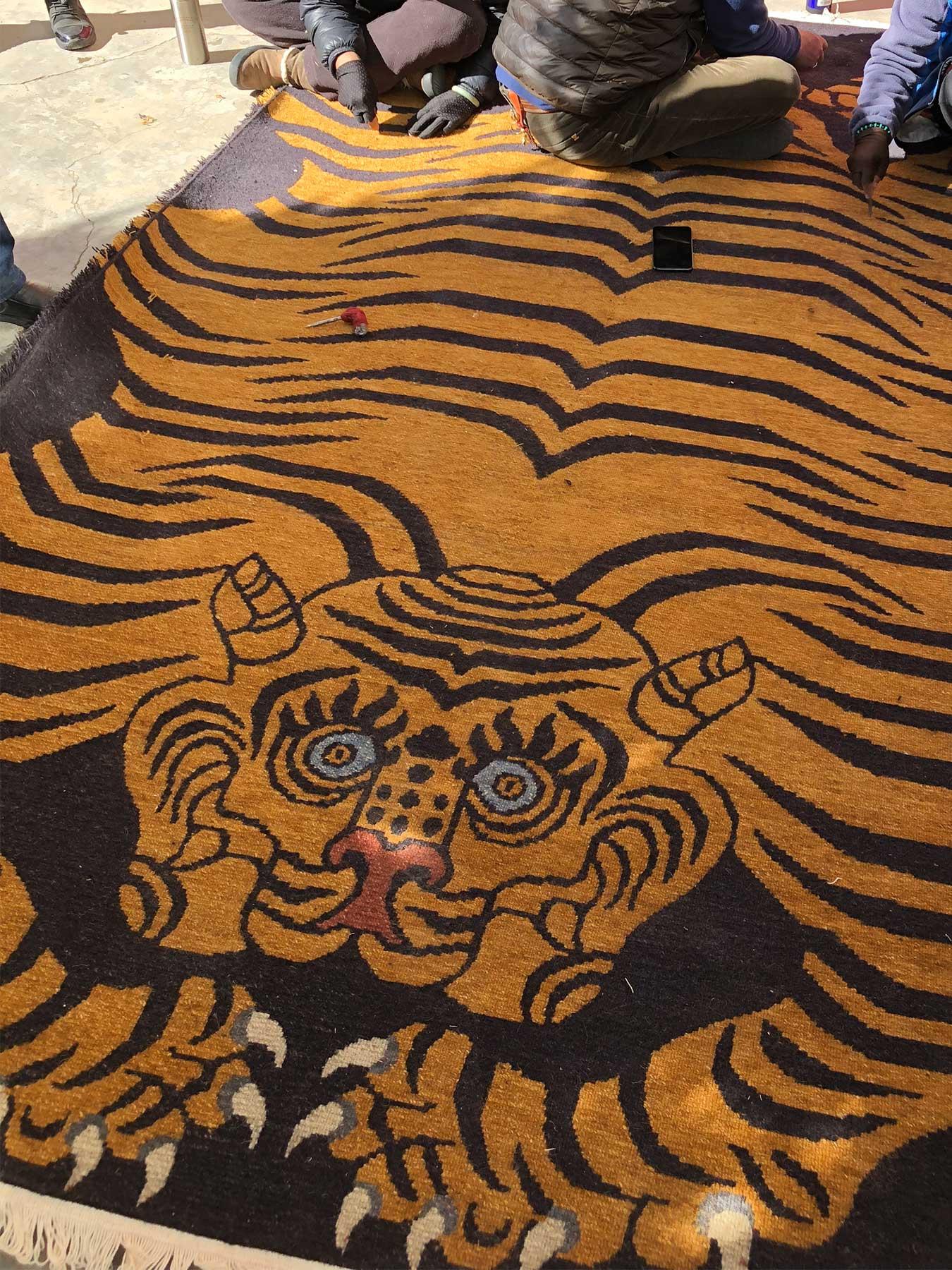 Tiger Auspicious And Luck 02