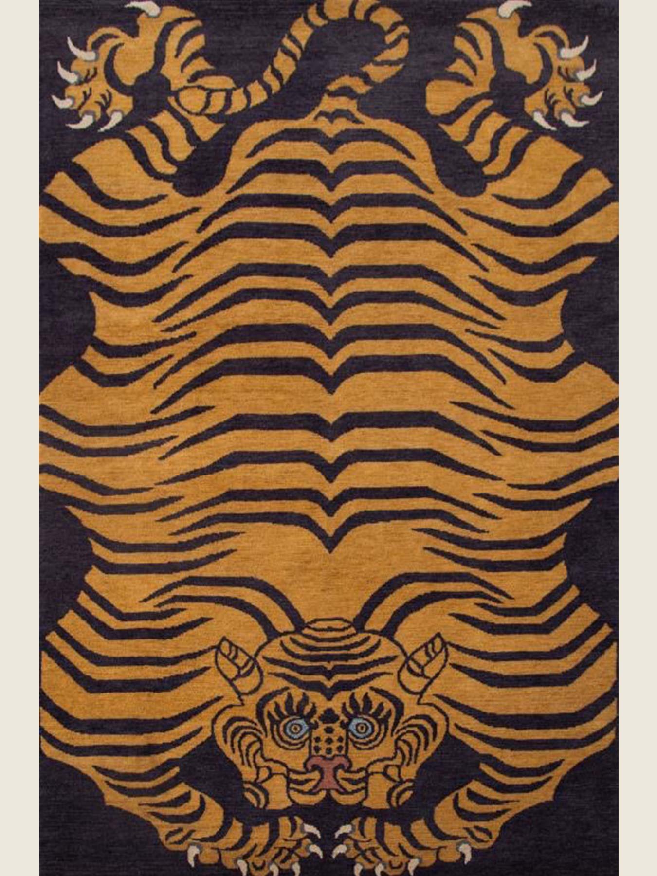 Tiger Auspicious And Luck zt-02