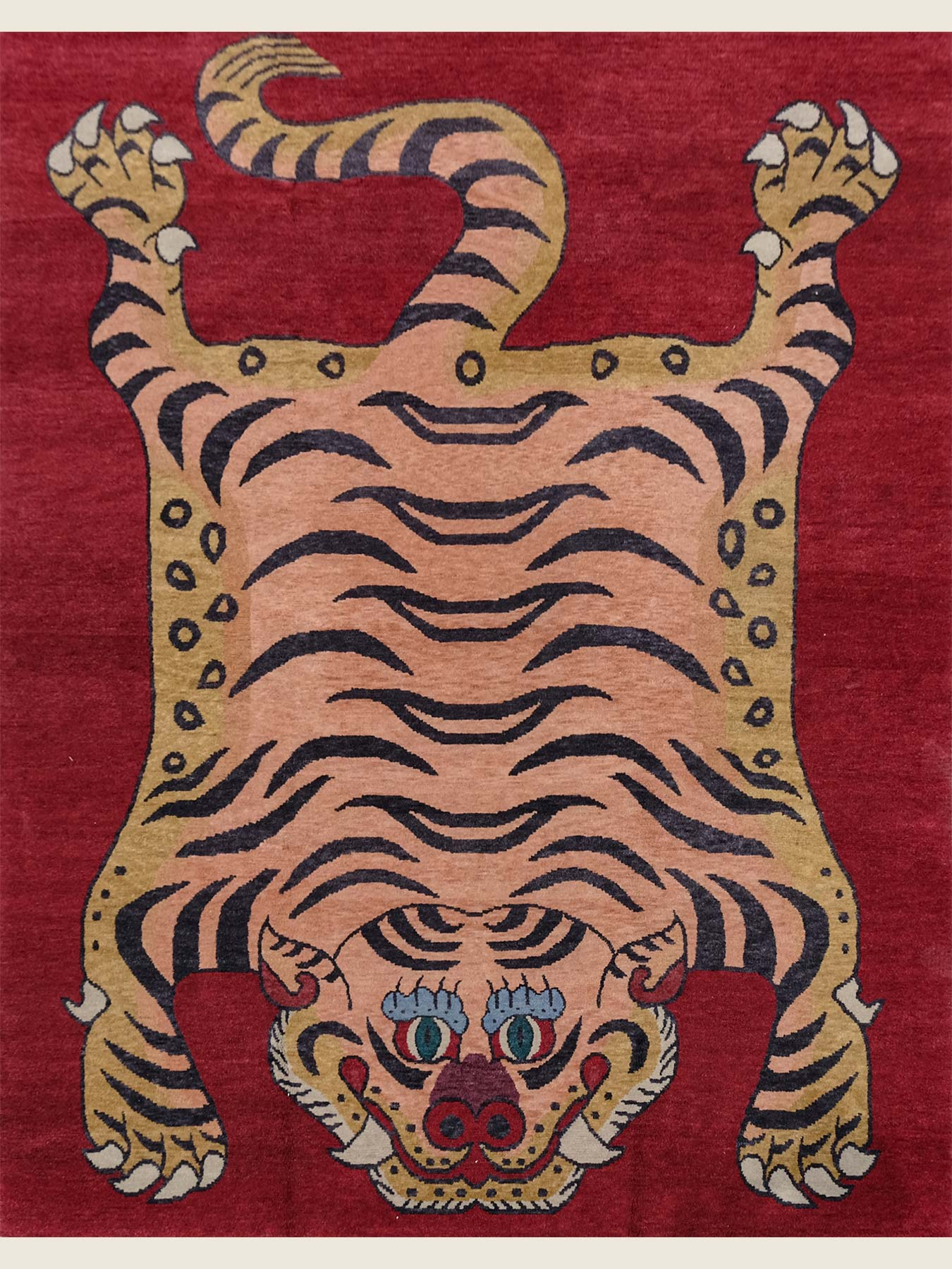lucky tiger jumping zt-7r